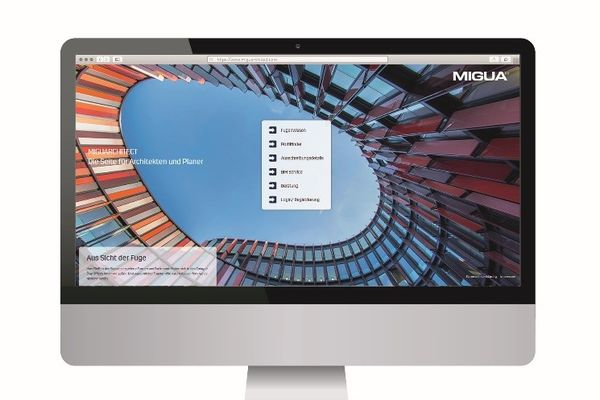 MIGUARCHITECT - a whole website especially for you